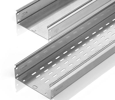 Cable trays and Trunking